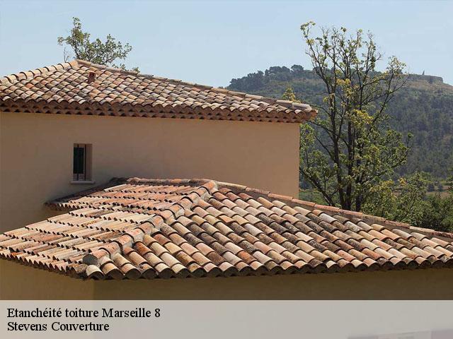 Etanchéité de toit à Marseille 8 tél: 04.11.80.31.05